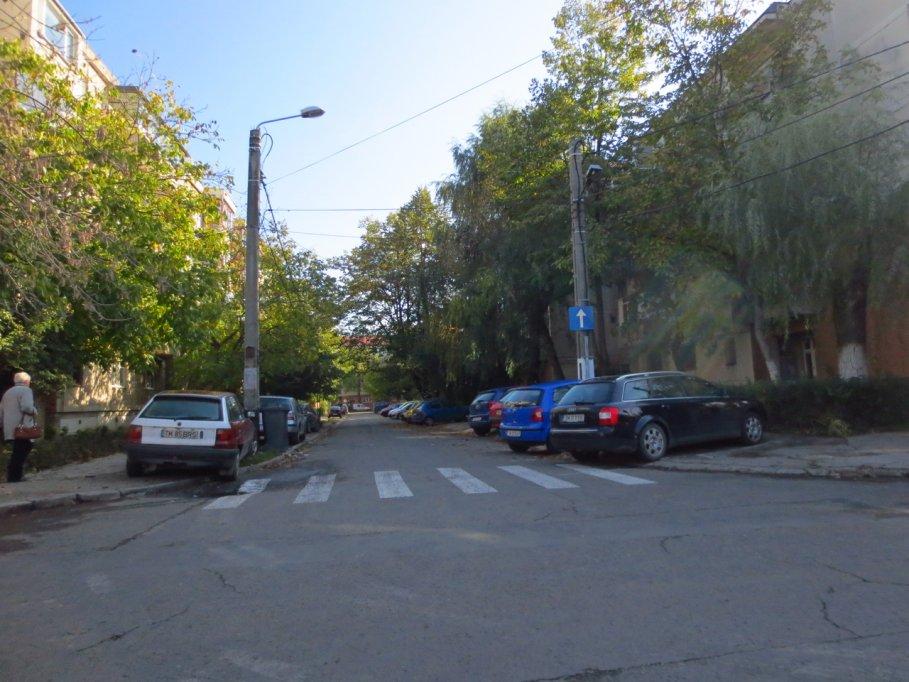 Strada Martirii de la Fantana Alba
