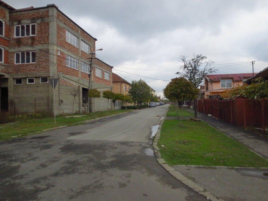 Strada Titus Maior Muresan