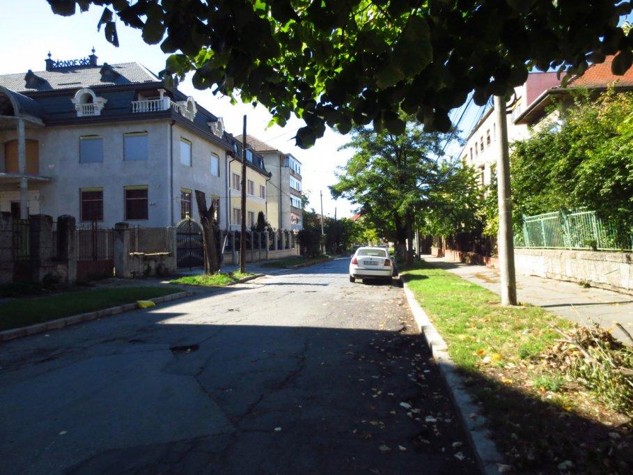 Strada Virgil Madgearu