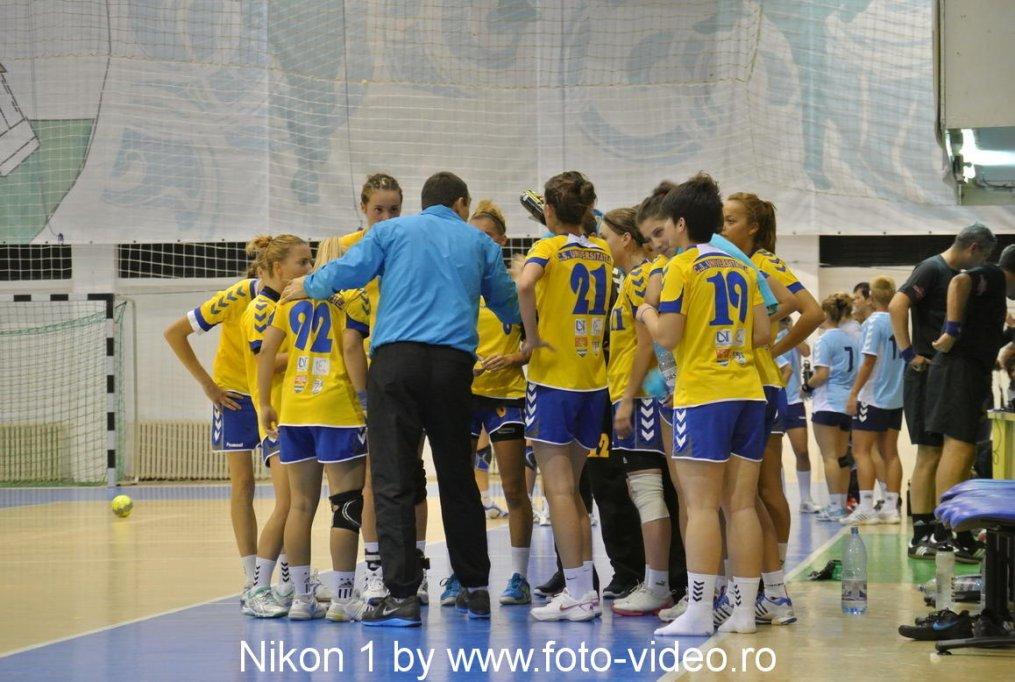 Universitatea Timisoara - HC Alba Sebes