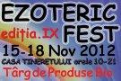 Ezotericfest - Noiembrie 2012