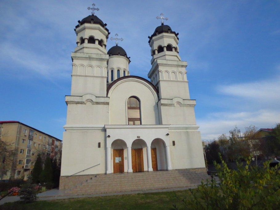 Biserica Adormirea Maicii Domnului Timisoara