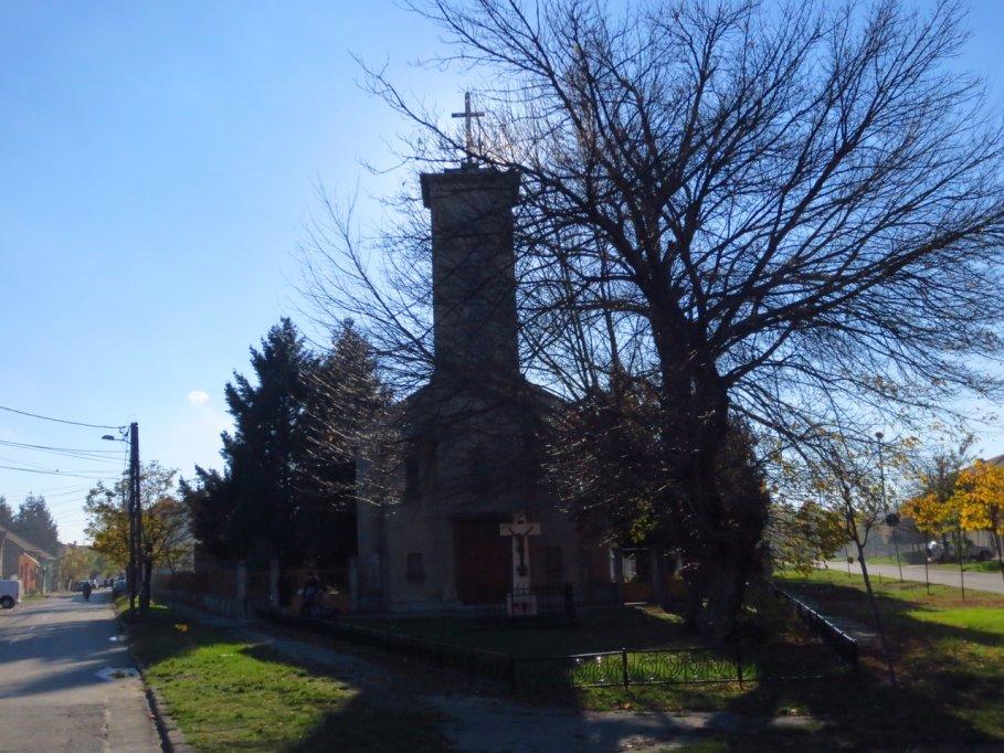 Biserica Adormirea Maicii Domnului - Ronat