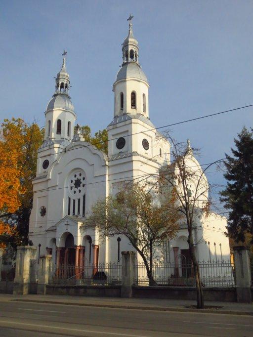 Biserica Sfantul Ilie din Timisoara