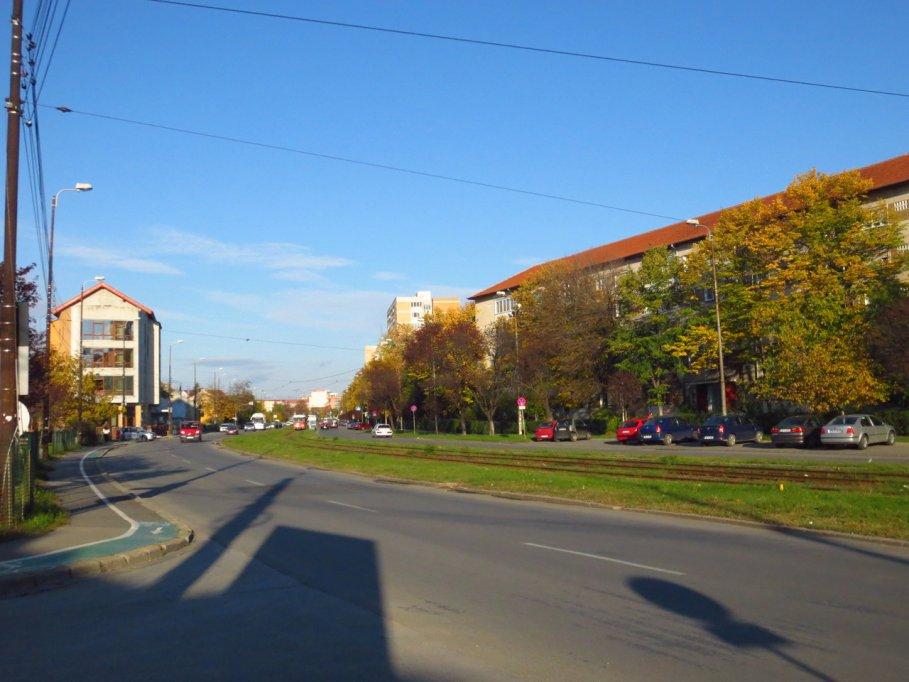 Bulevardul Cetatii