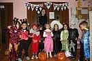 Petrecere de Halloween la Gradinita Minissa