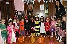 Petrecere de Halloween la Gradinita Minissa 2012