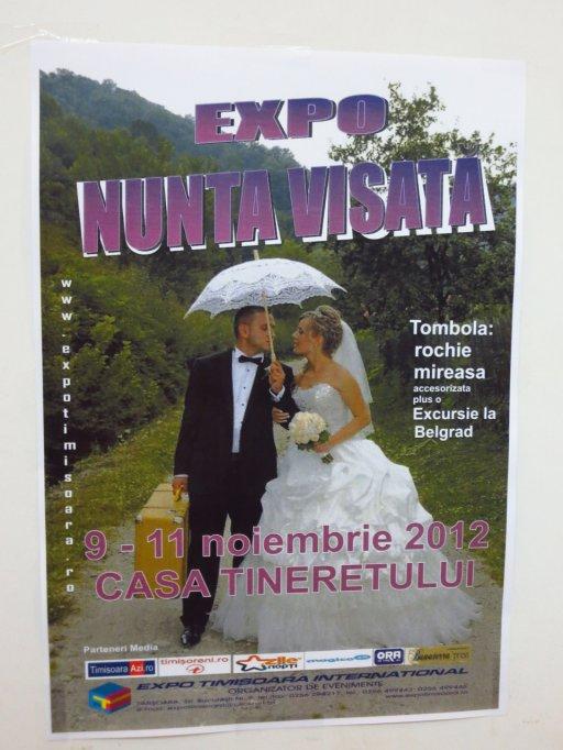 Expo Nunat Visata - Noiembrie 2012