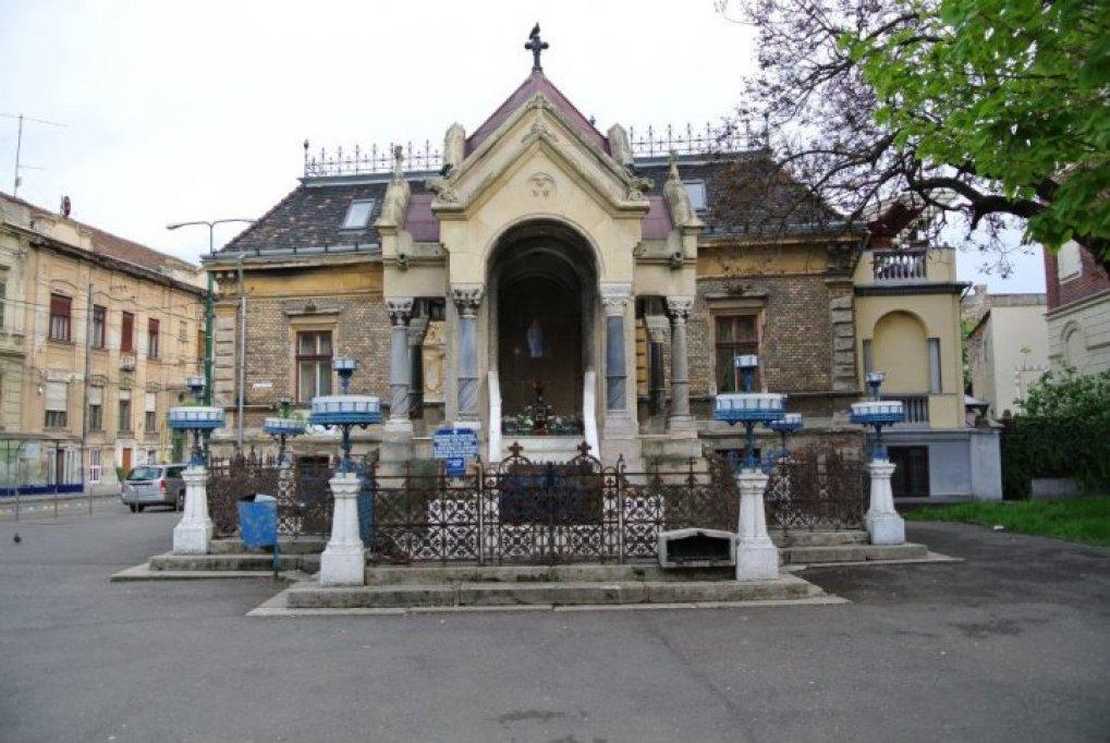 Piata Sfanta Maria
