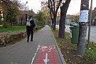 Pista bicicleta - Bulevardul Mihai Viteazu