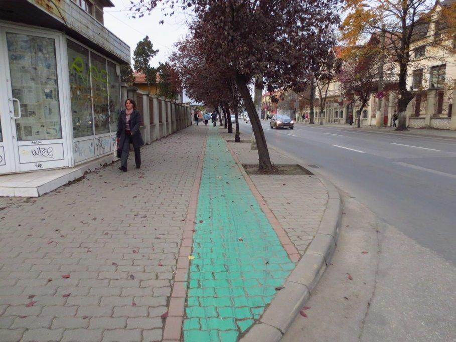 Pista bicicleta - Strada Aries