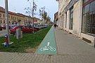 Pista bicicleta - Strada Iancu Vacarescu