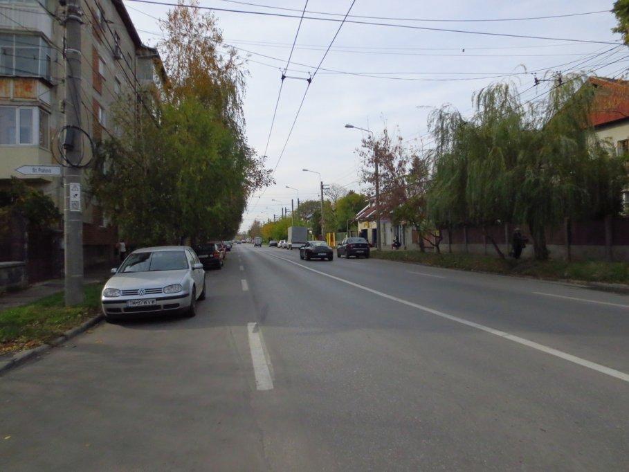 Strada Banatul