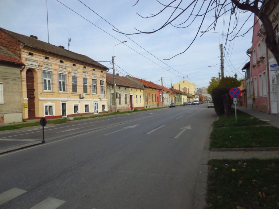 Strada Budai Deleanu