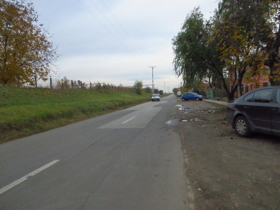 Strada Canalul Bega