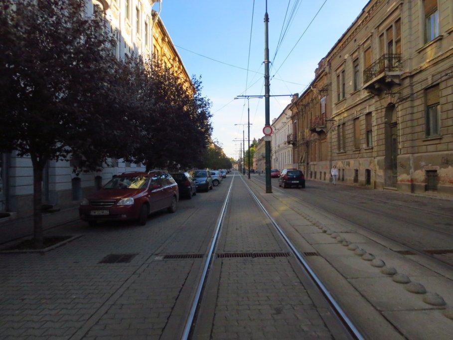 Strada Gheorghe Doja