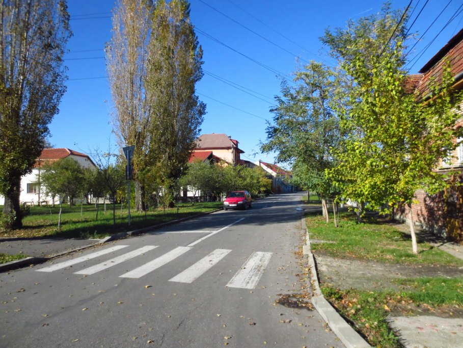 Strada Martir Colonel Ioan Uta