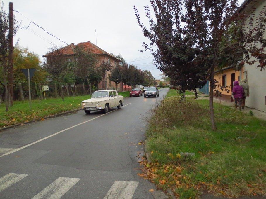 Strada Tiblesului