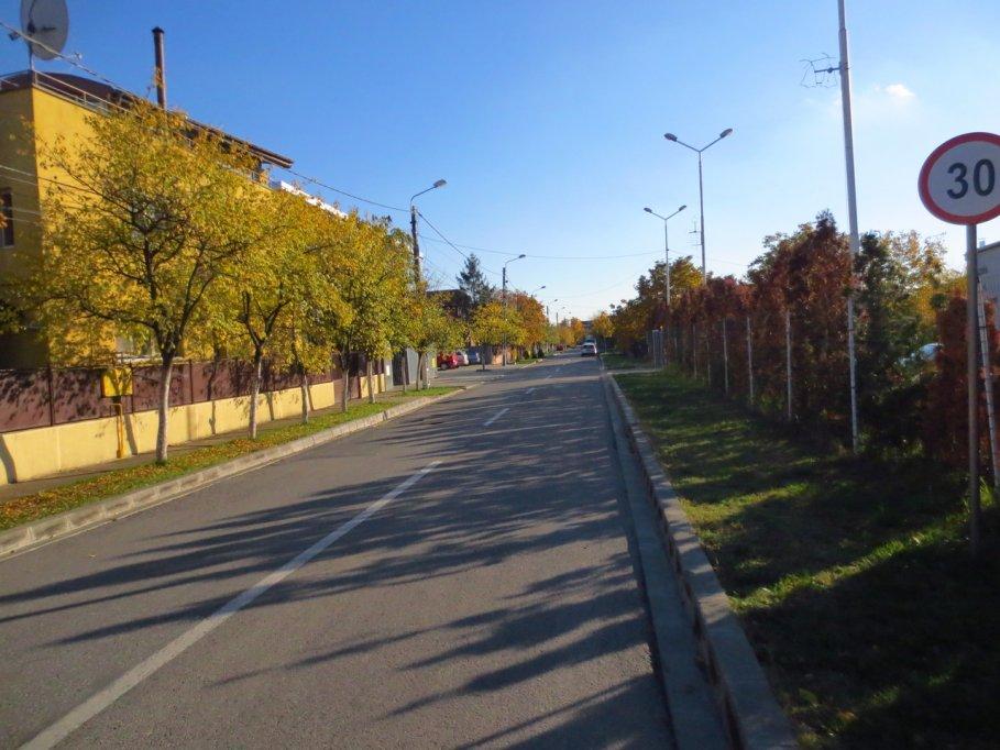 Strada Tibrului