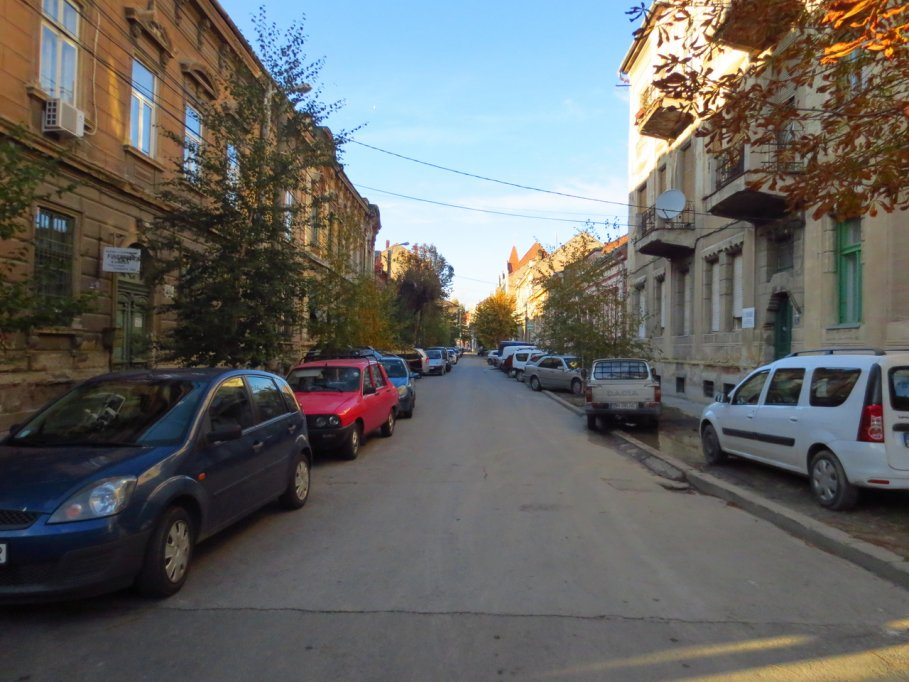 Strada Timotei Cipariu