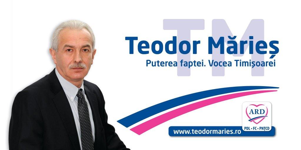 Teodor Mărieş