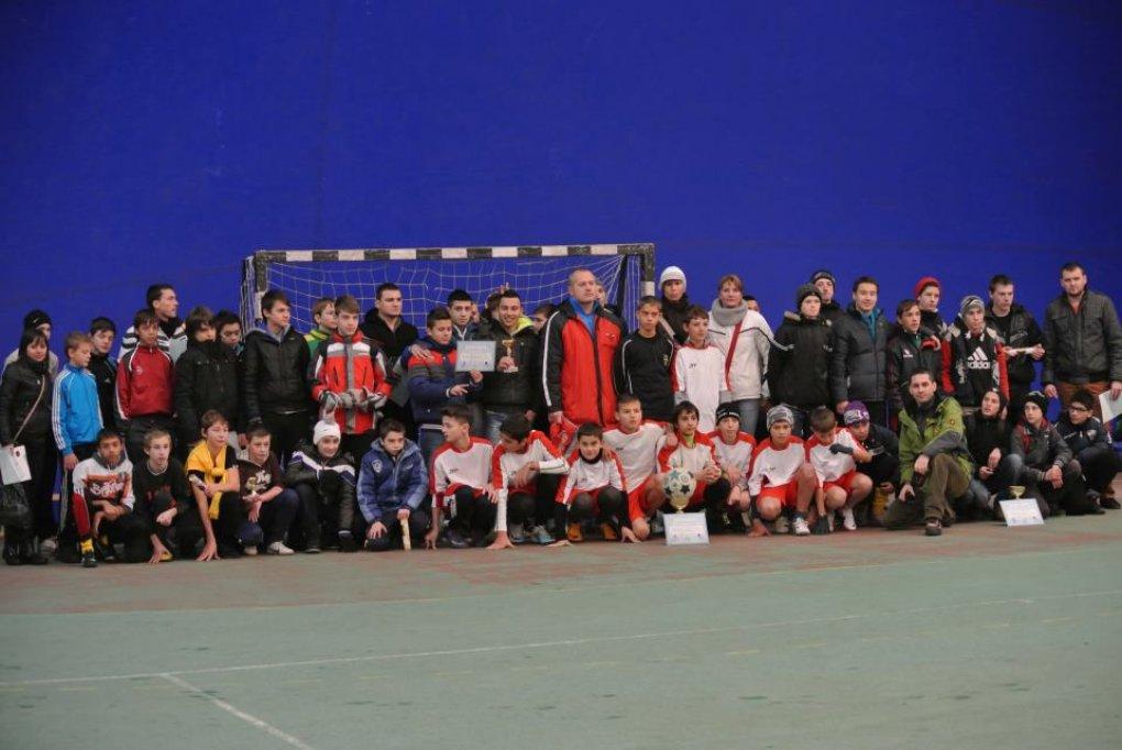 Cupa de Fotbal Scoala Gimnaziala nr. 1 - 13.12.2012