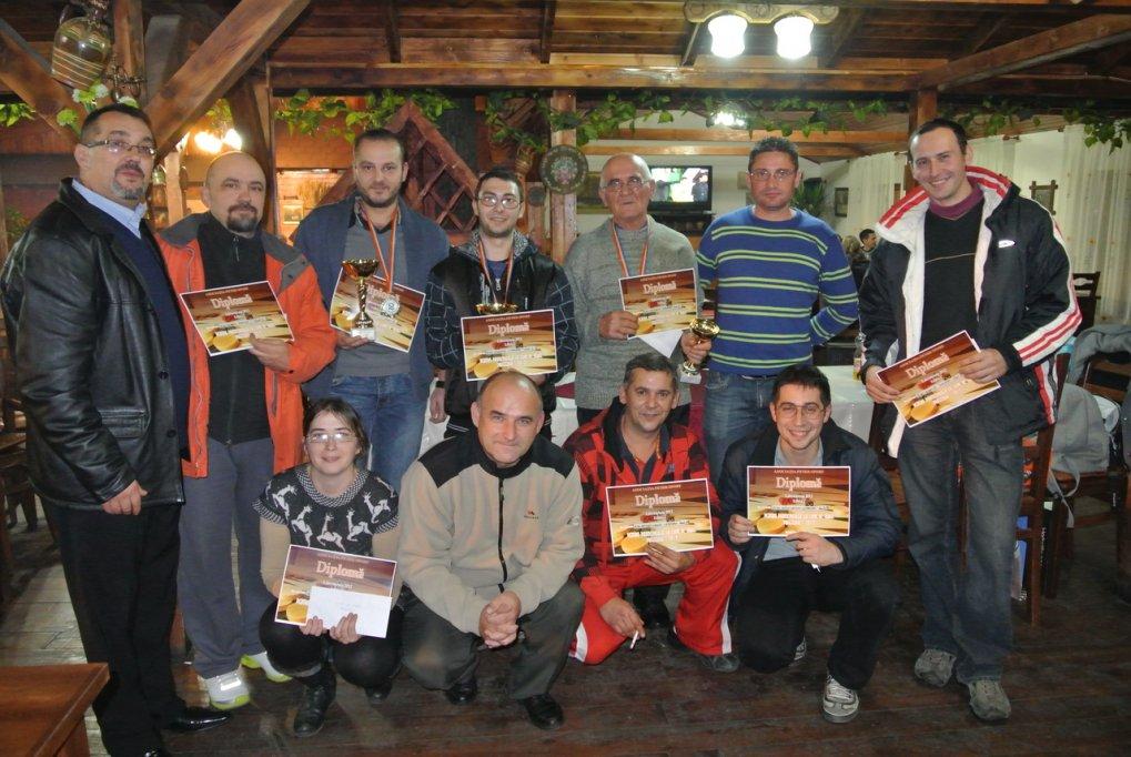 Cupa de Table Prietenia - 2.12.2012