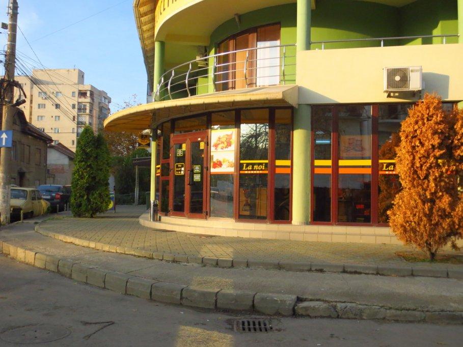 Minimarket - str. Behelei
