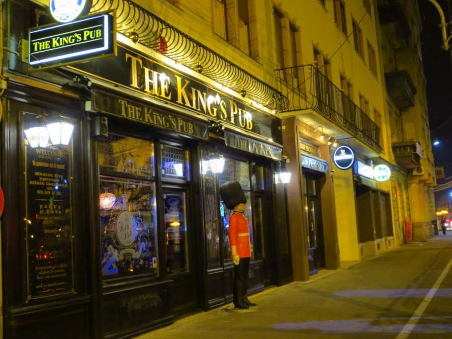 The King's Pub Timisoara