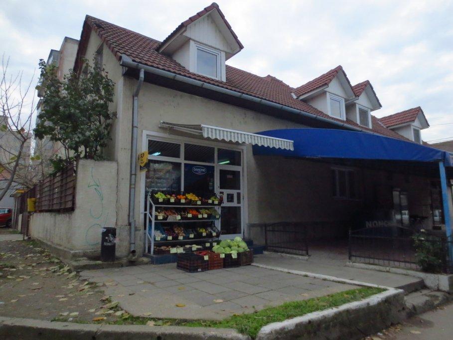 Minimarket - str. Lugojului