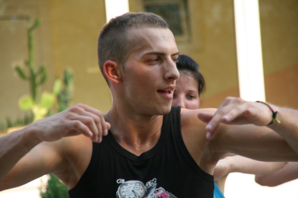 Costi Pupaza - instructor zumba