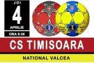 CS Timisoara - National Valcea