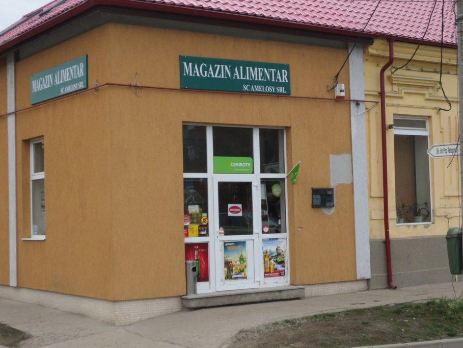 Minimarket - str. Ion Pop Reteganul
