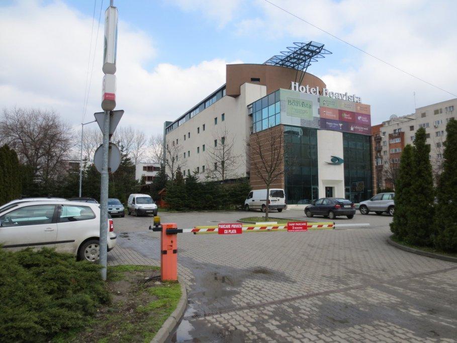 Parcare Auto - Hotel Boavista