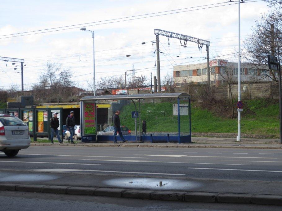 Statie RATT - B-dul Republicii colt cu str. Jiul