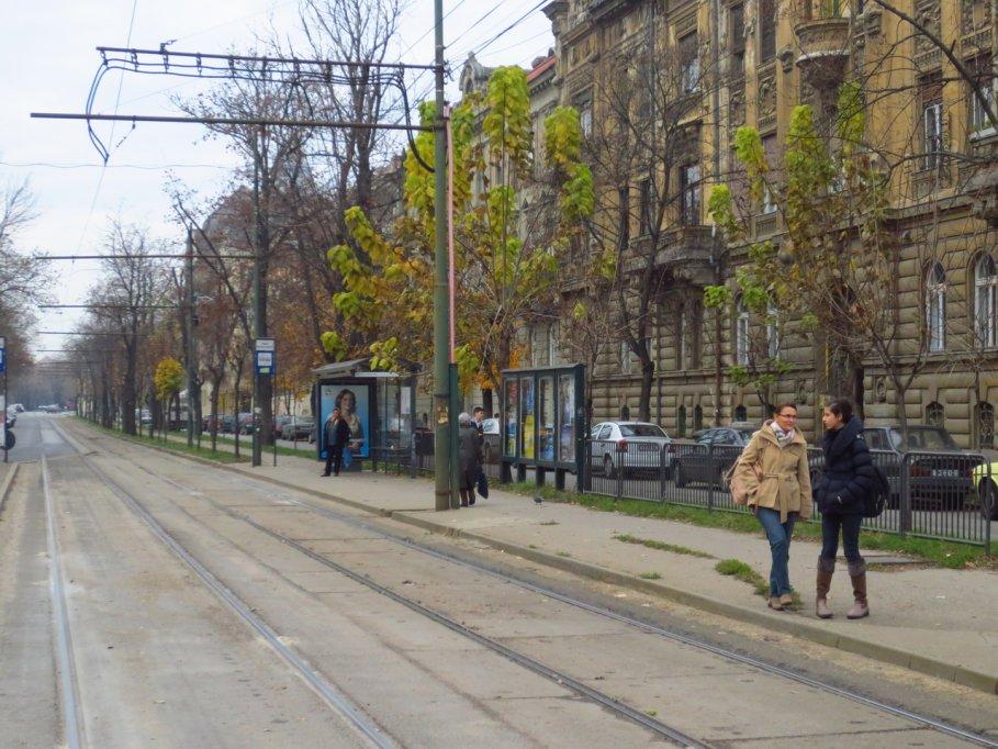 Bulevardul 3 August 1919 retur