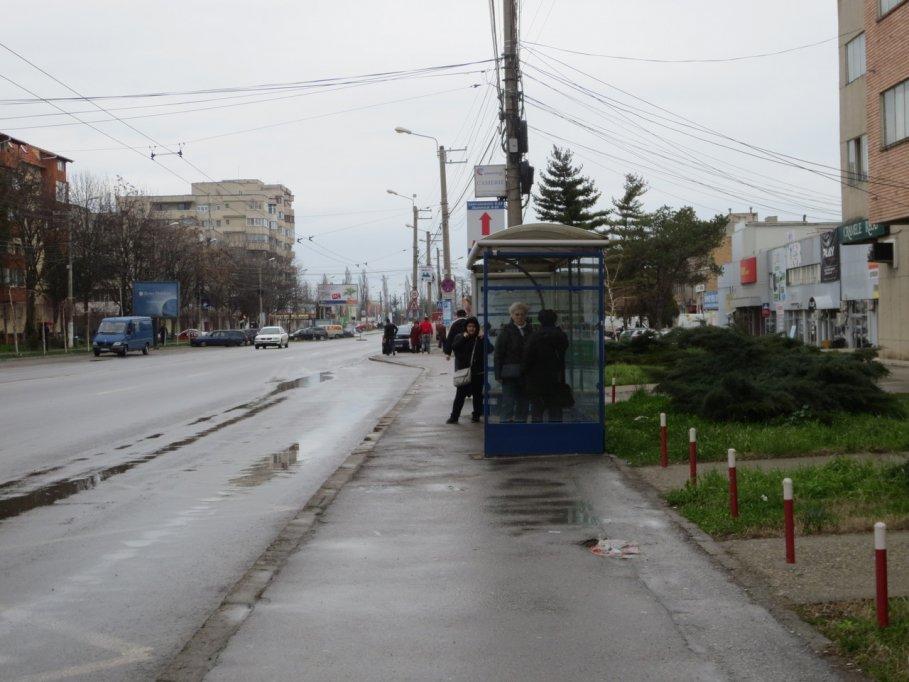 Statie RATT - Calea Aradului colt cu str. Liege