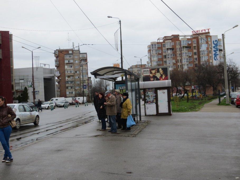 Statie RATT - Calea Aradului cu Calea Sever Bocu