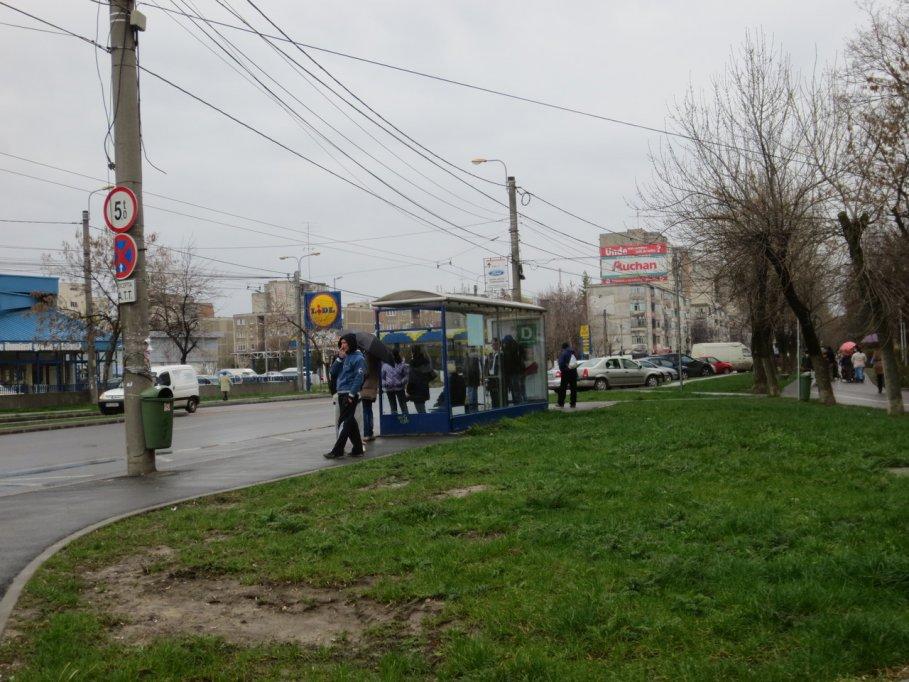 Statie RATT - Calea Torontalului colt cu Bulevardul Cetatii