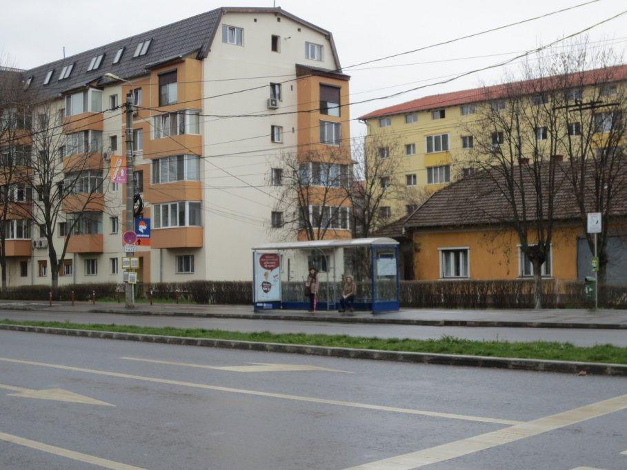 Statie RATT - Calea Torontalului colt cu str. Bucovina