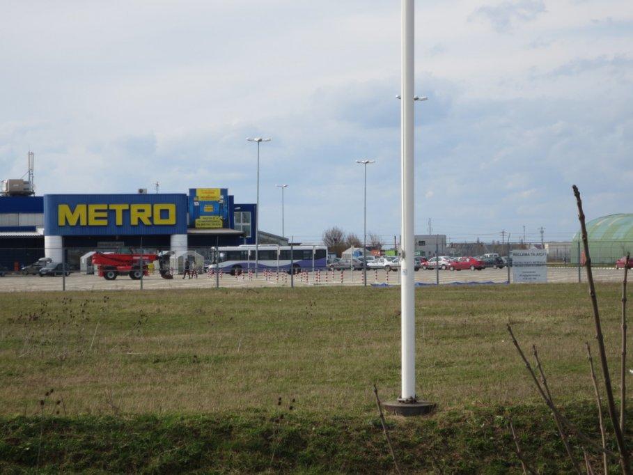 Statie RATT - Metro