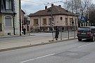Statie RATT - str. Andrei Saguna colt cu str. Iuliu Grozescu