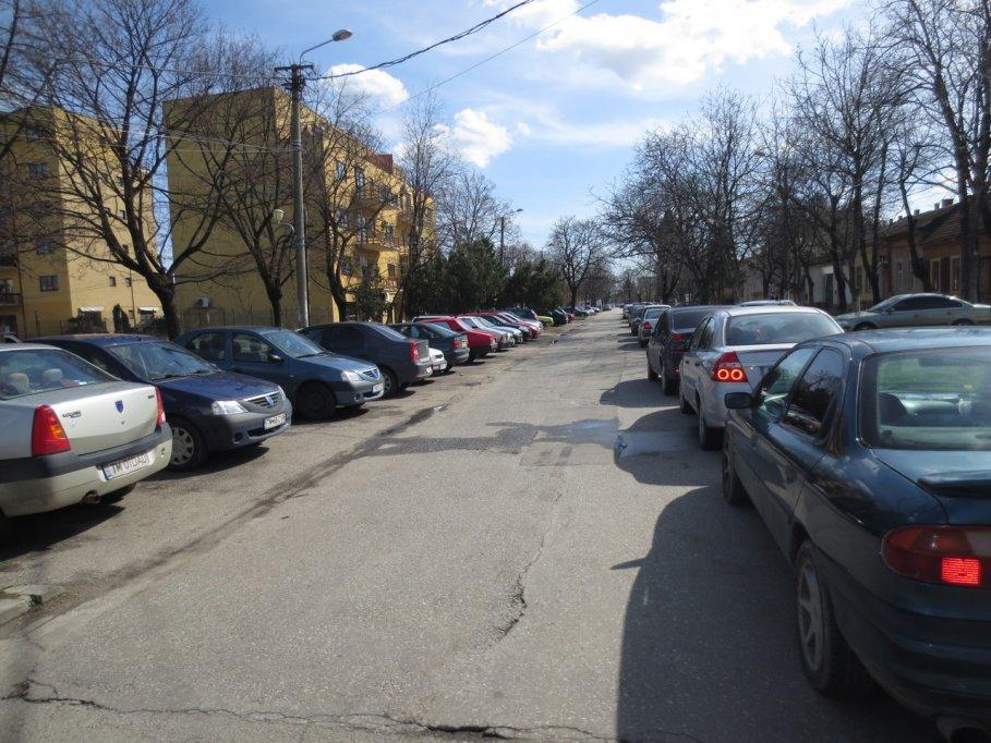 Strada Gheorghe Baritiu