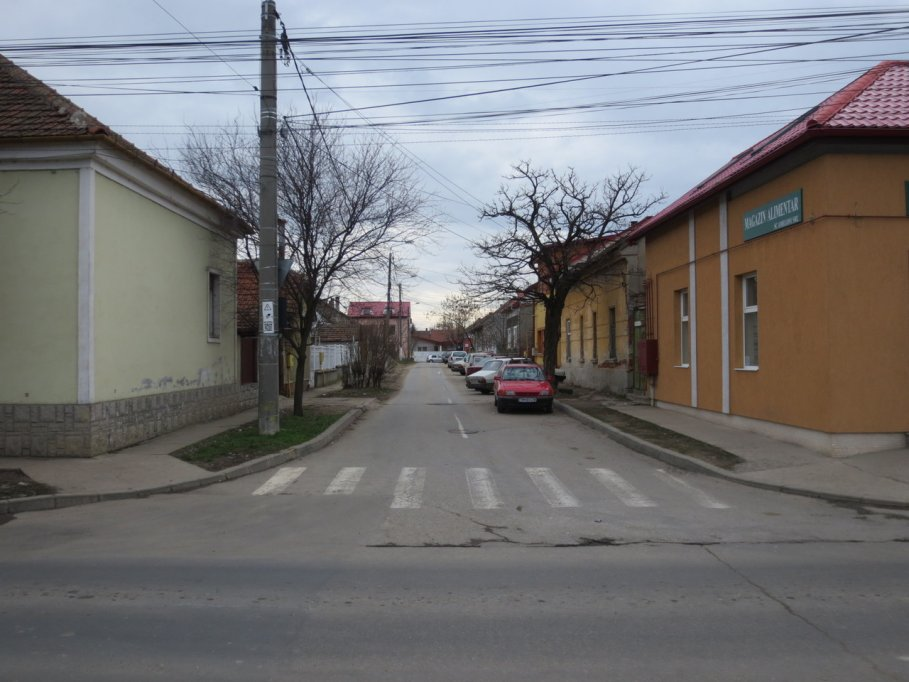 Strada Ion Pop Reteganul