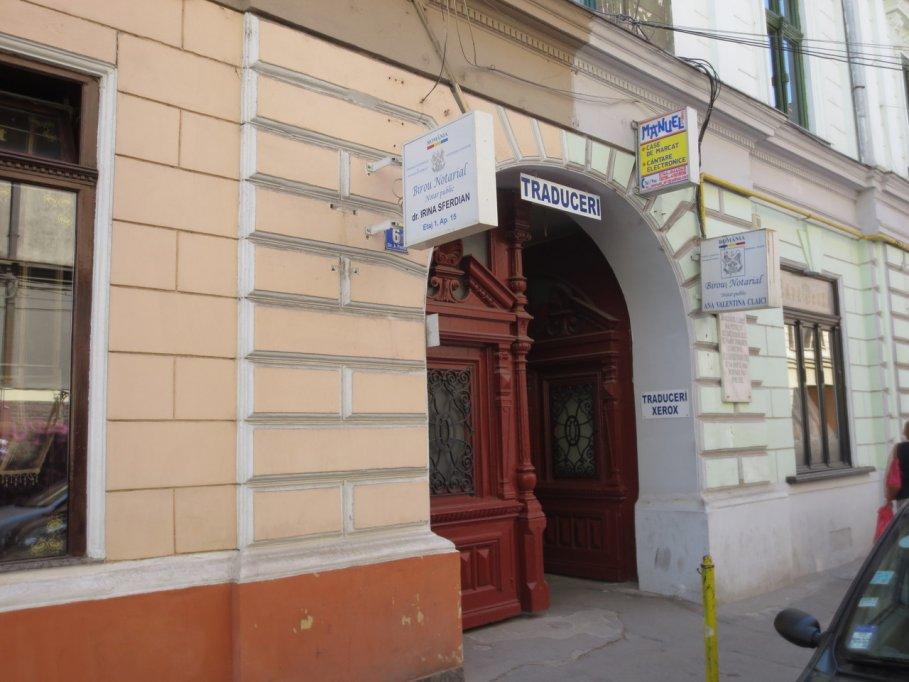 Birou Notarial Dr. Irina Sferdian