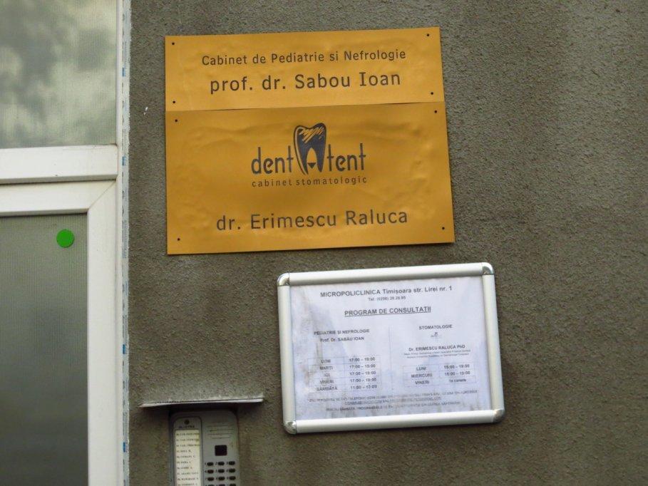 C. M. Prof. Dr. Ioan Sabau
