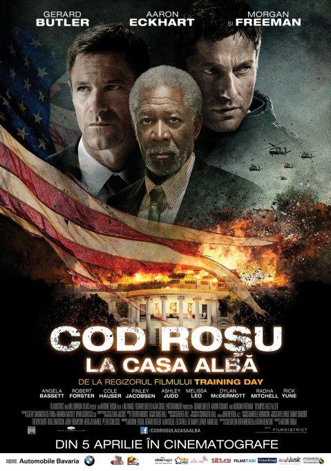 Cod Rosu la Casa Alba - digital  - N-15