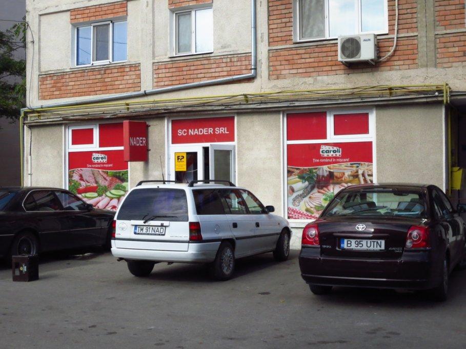 Minimarket - Calea Sever Bocu nr. 43