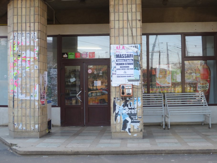 Minimarket - Piata Balcescu nr. 6
