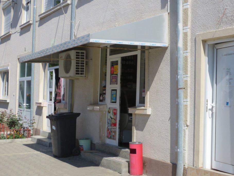 Minimarket - strada Matei Basarab